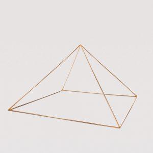 Piramide smontabile Cheope 100 - dorata